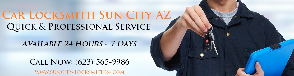 Car Locksmith Sun City AZ